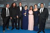 """Roma"" arrasa en los premios Critics' Choice"