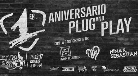 Primer aniversario Plug and Play