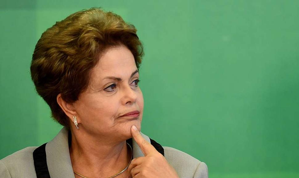 Dilma Rousseff. AFP / END