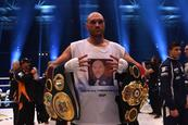 Tyson Fury reta a Anthony Joshua