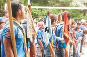 Scouts se tomarán  la capital el domingo