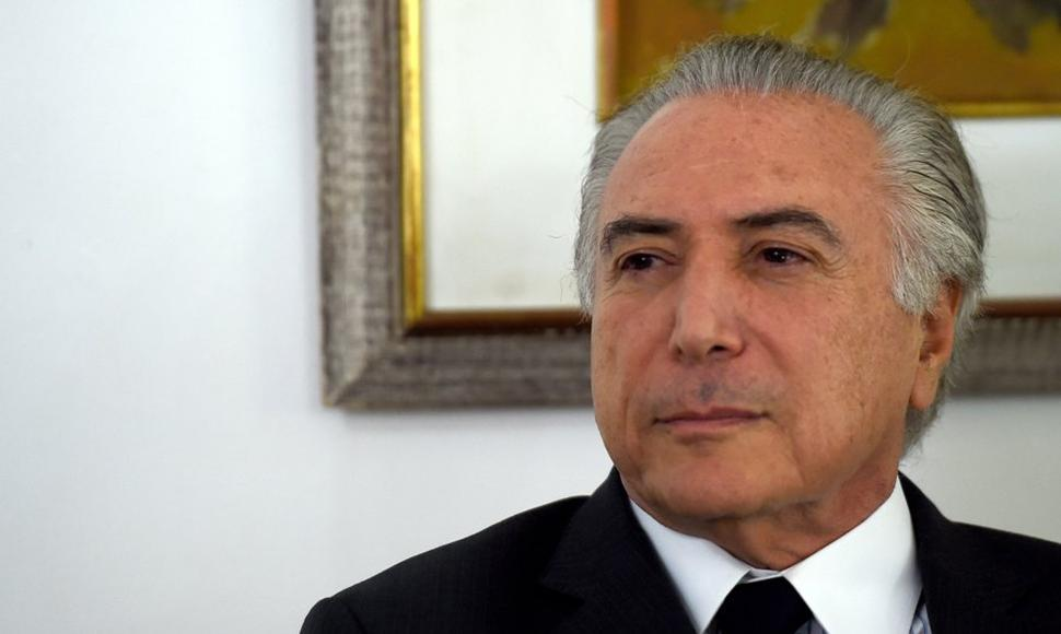 Michel temer puede sustituir a Rousseff.
