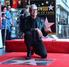 Actor Jeff Goldblum recibe su estrella en Hollywood