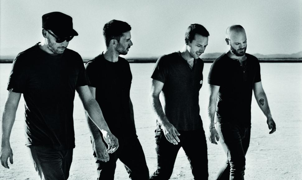 Coldplay.