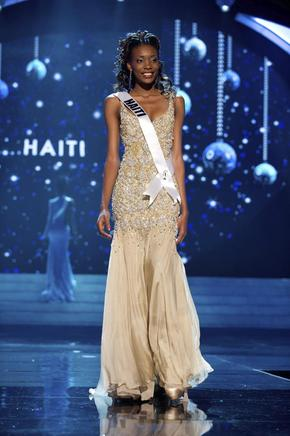 Miss Haití, Christela Jacques. EFE / END