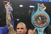Cotto se enfocará  en su familia