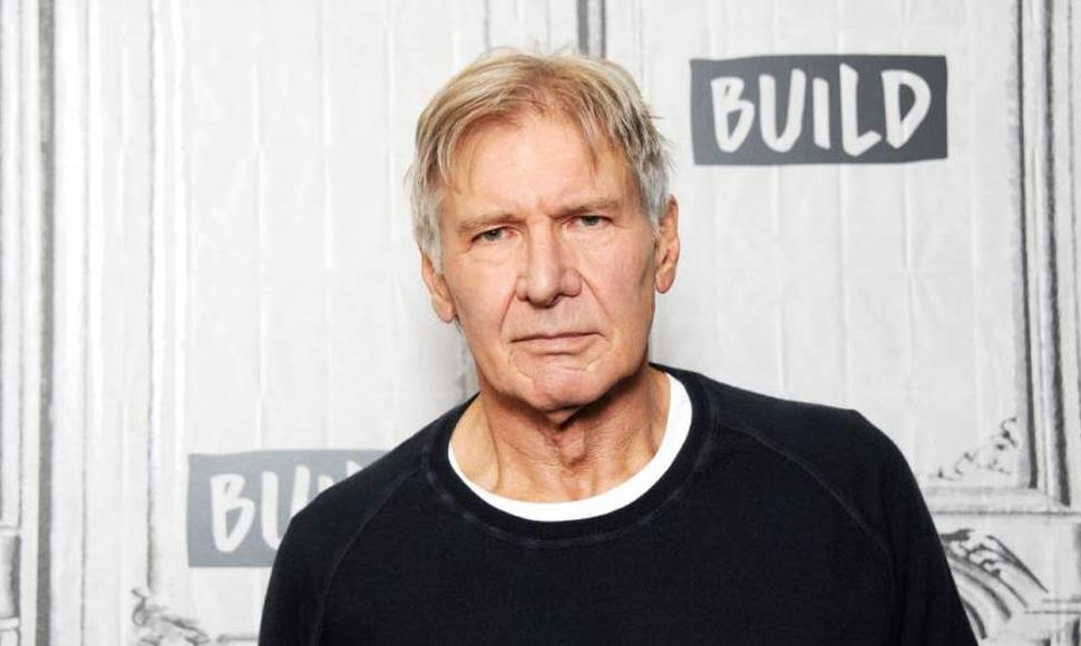 Harrison Ford, actor.