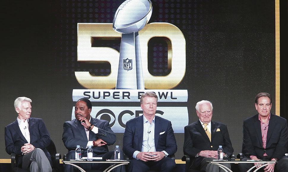 La cadena CBS y La NFL anticipan un evento inolvidable.