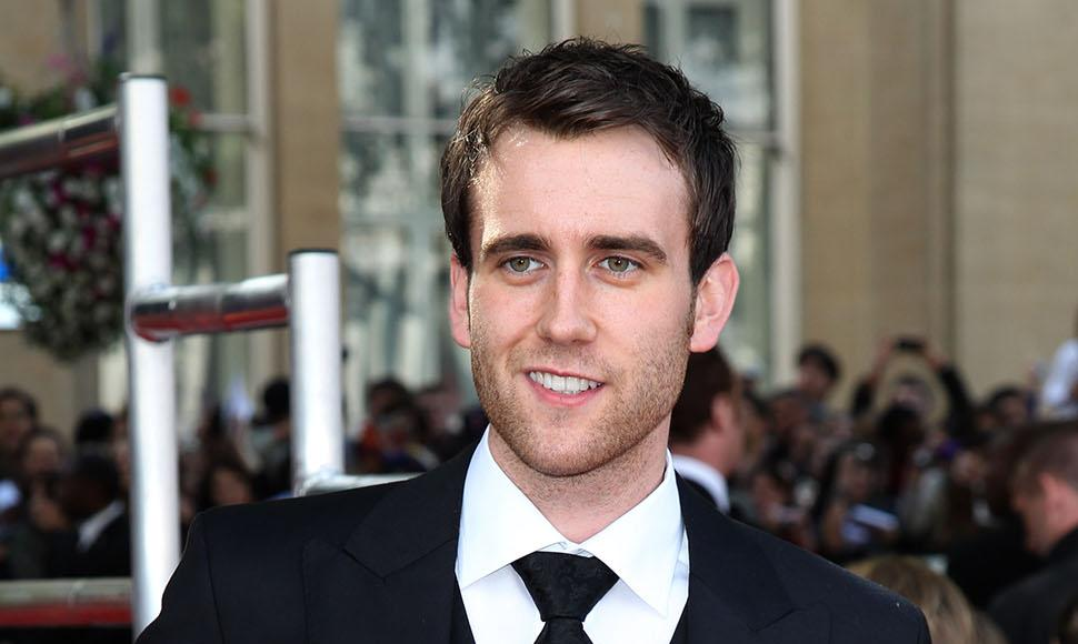 Matthew Lewis, Longbottom en Harry Potter.