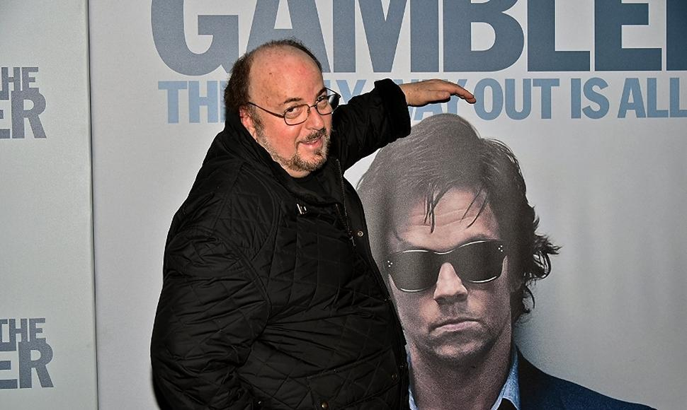 James Toback, productor de cine.