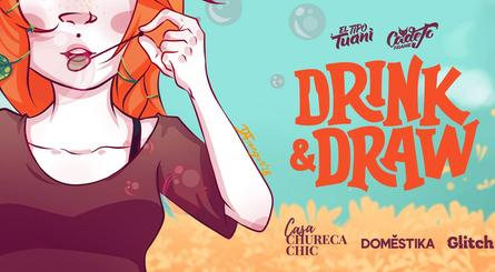 Drink And Draw Vol.03