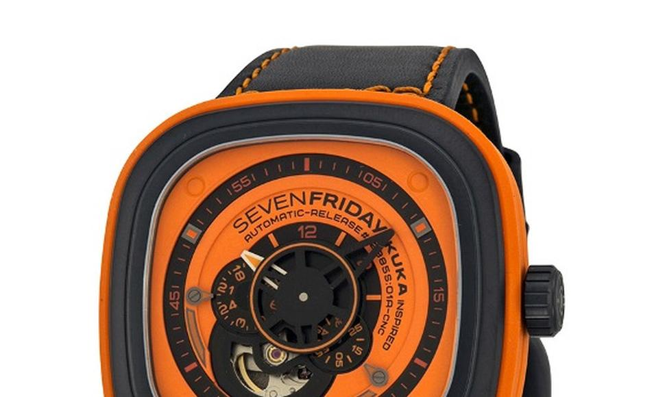 Reloj Sevenfriday. INTERNET/ END