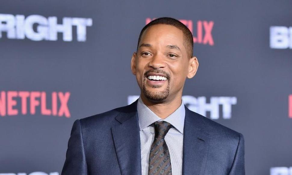 Will Smith, actor estadounidense.