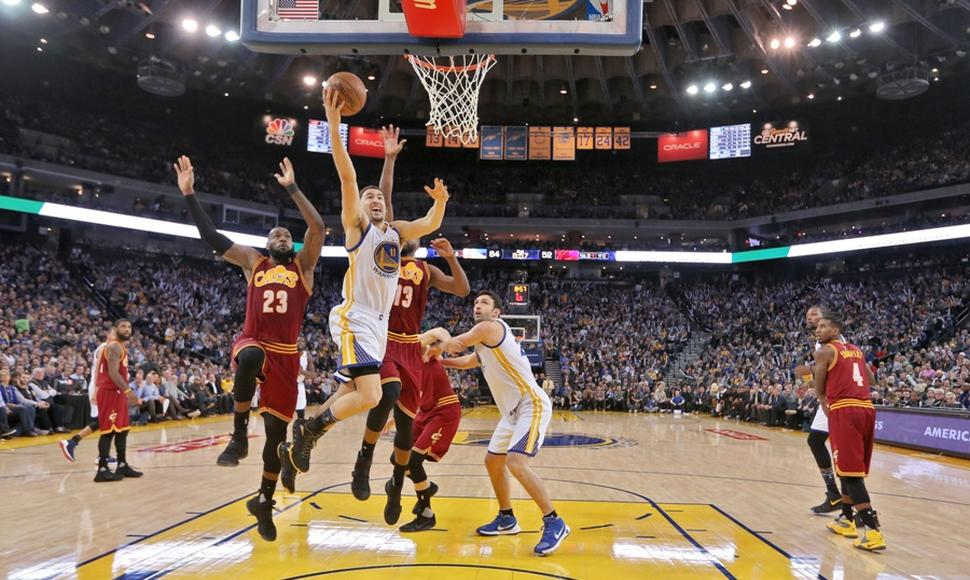 Los Warriors han demostrado un amplio dominio.