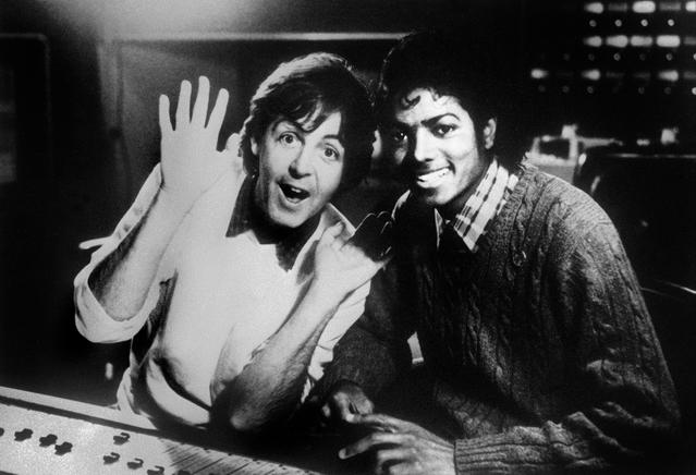 Paul McCartney y el ídolo del Pop