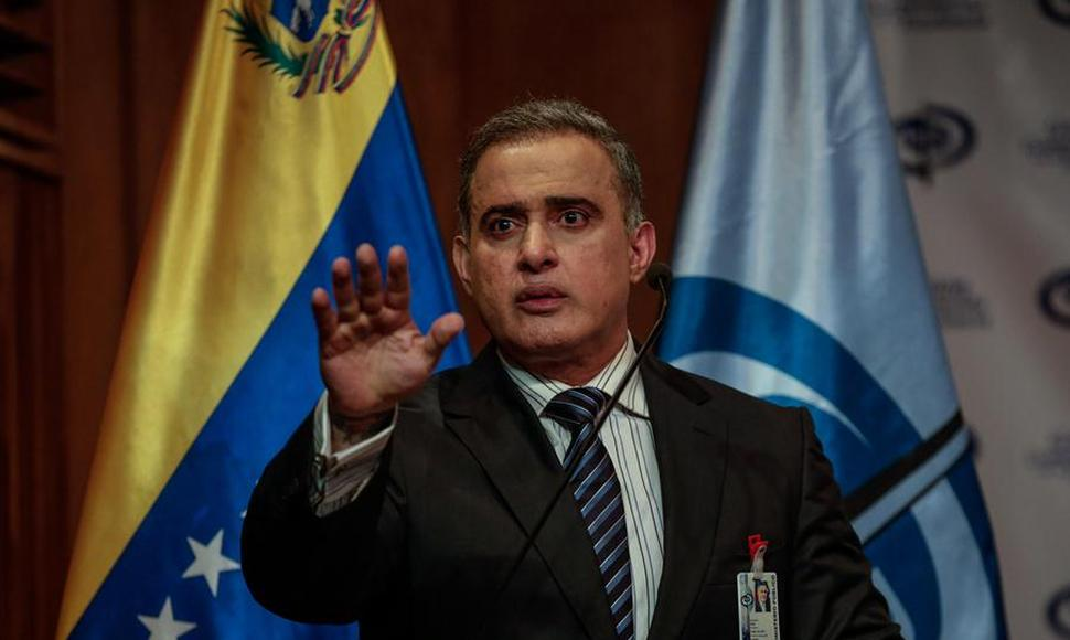 El Fiscal General de Venezuela, Tarek William Saab.