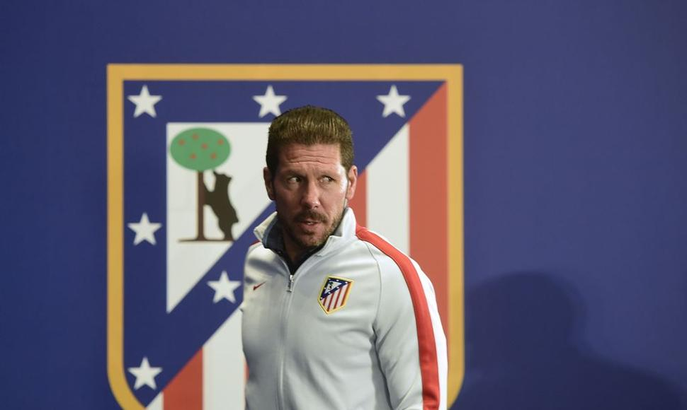 Diego Simeone. AFP / END