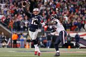 Patriots vs.  Steelers, duelo de altura