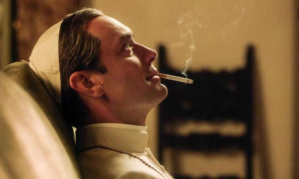 Jude en una escena de The Young Pope.