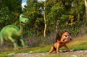 "Pixar se embarca en un viaje épico en ""The Good Dinosaur"""
