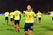 Colombia revive con James