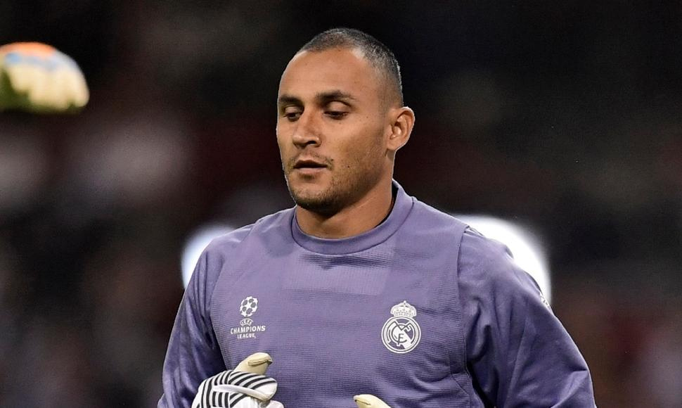 Keylor ha ganado dos Champions League.