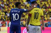 Colombia se relame con Falcao y James