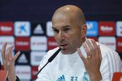 """Tenemos en la cabeza el partido ante el PSG"", confiesa Zidane"