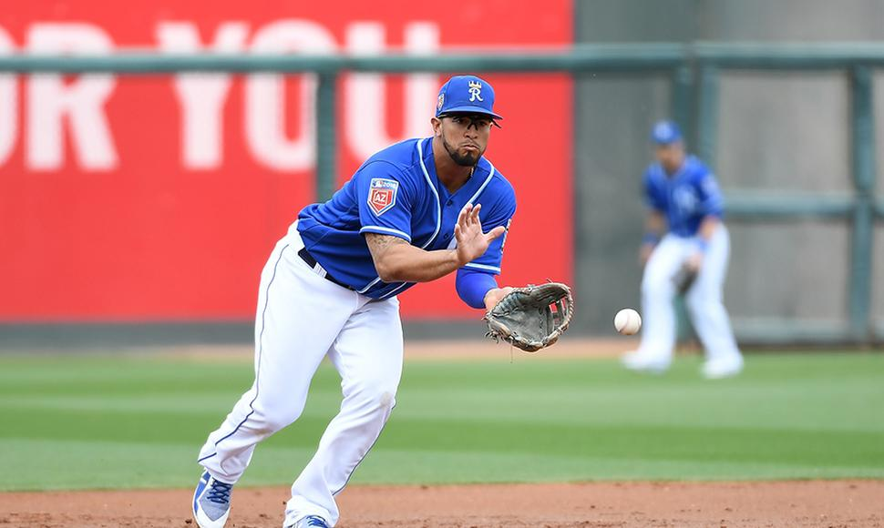 Cheslor Cuthbert fue titular contra San Diego.