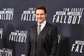 Tom Cruise sigue en la cima