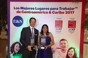 Ficohsa reconocida por Great Place to Work