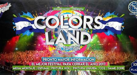 ColorsLand 3ra Edición The Next Level