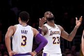 Los Lakers de LeBron James no carburan