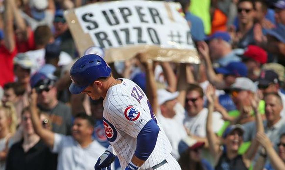 Anthony Rizzo.