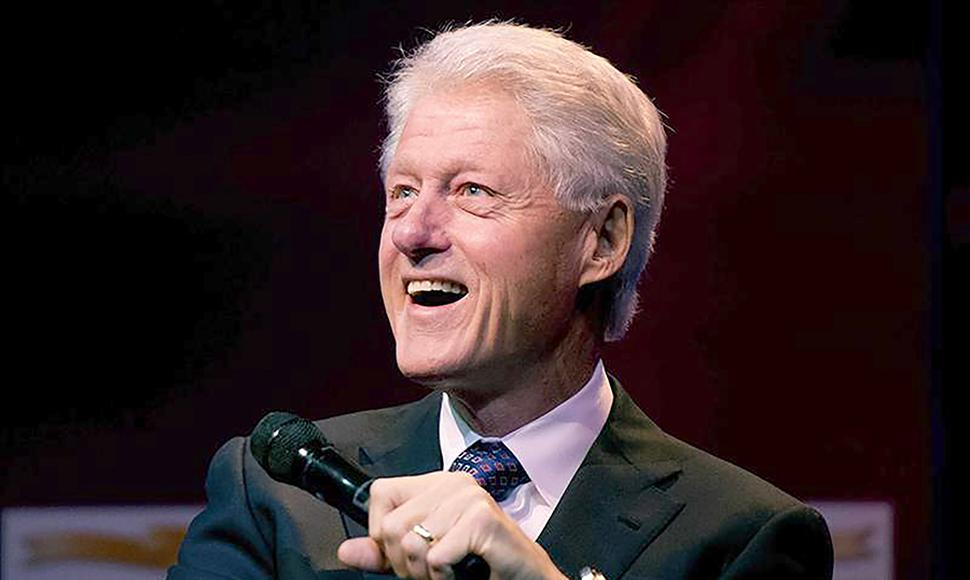 Expresidente Bill Clinton.
