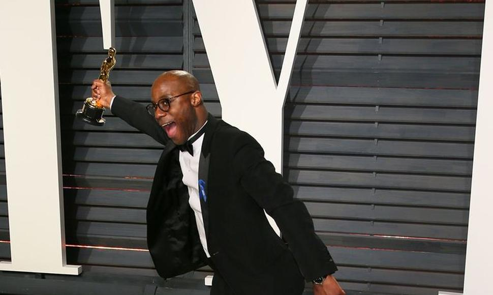 Barry Jenkins, director de Moonlight.