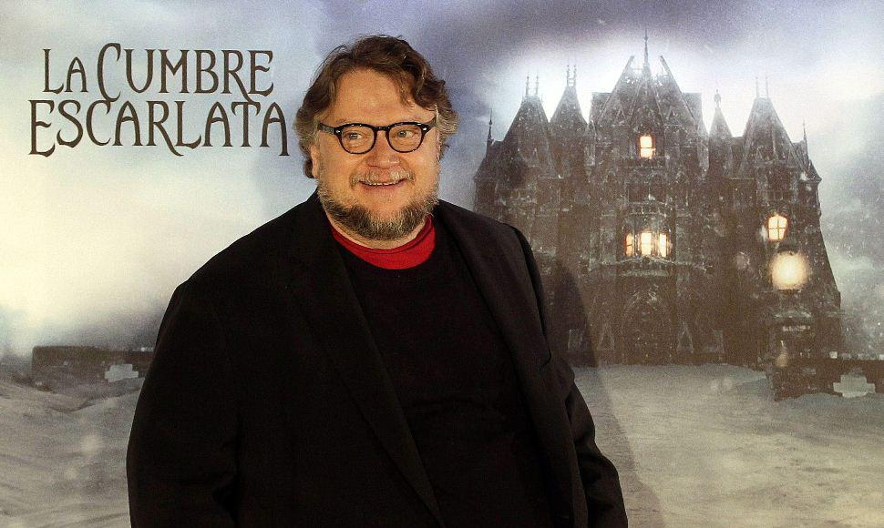 El director mexicano Guillermo del Toro.