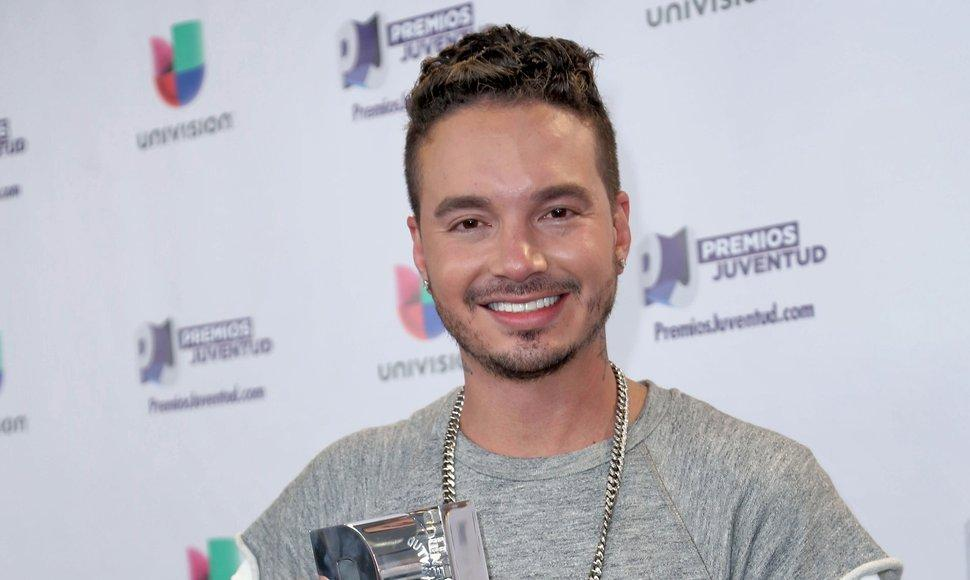 J Balvin sigue cosechando éxitos.