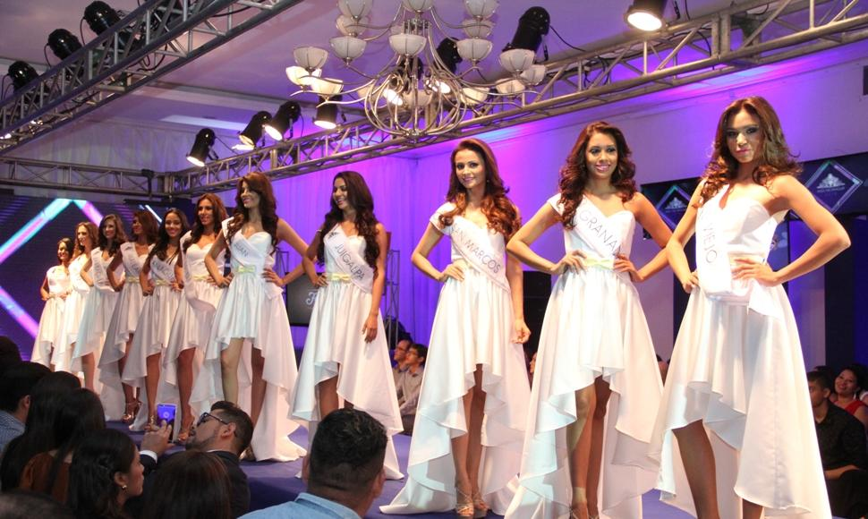Candidatas a Miss Nicaragua