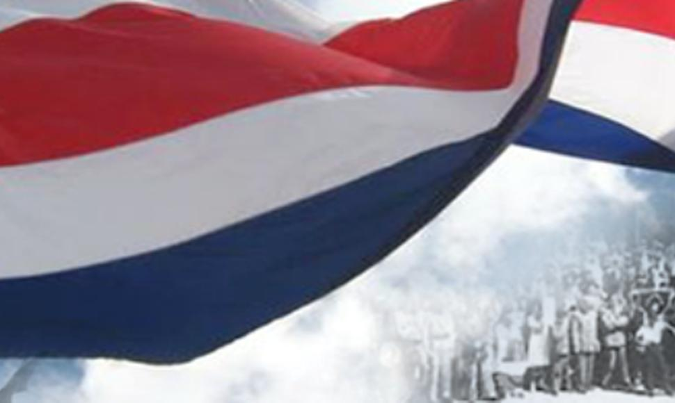 Bandera Costarricense