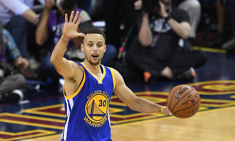 Stephen Curry ha vuelto en gran forma a Golden State.
