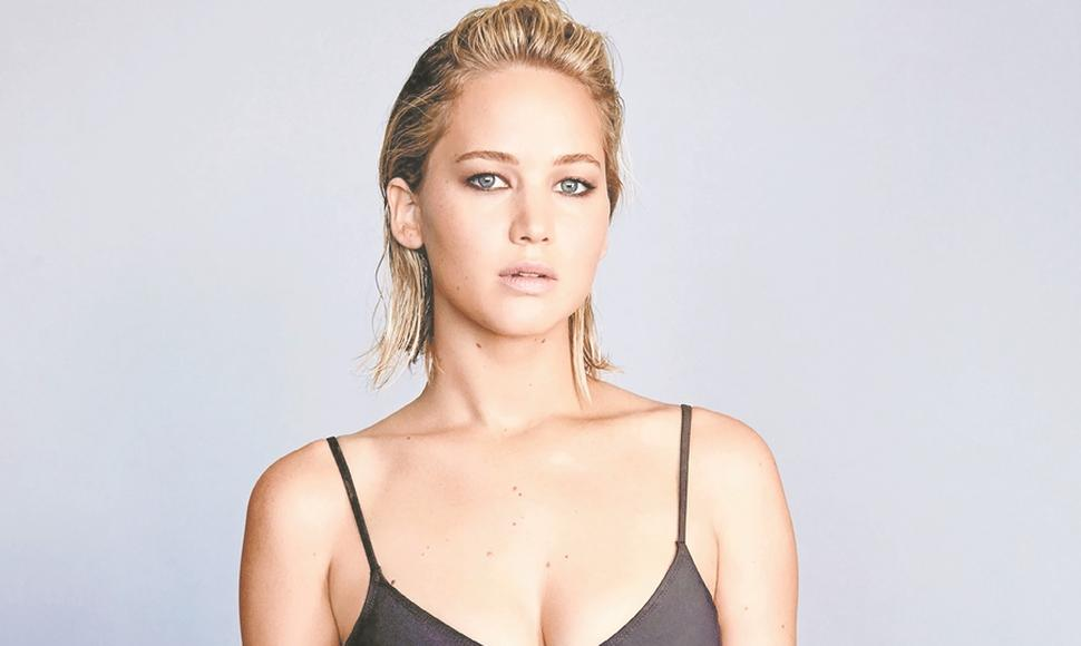 Jennifer Lawrence, actriz.