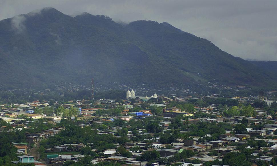 Vista general de Jinotega.