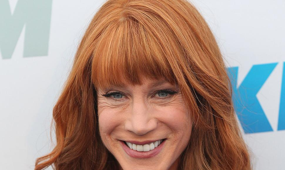 Kathy Griffin.