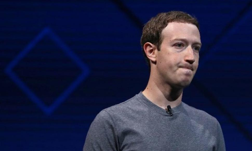 Mark Zuckerberg, director ejecutivo de Facebook