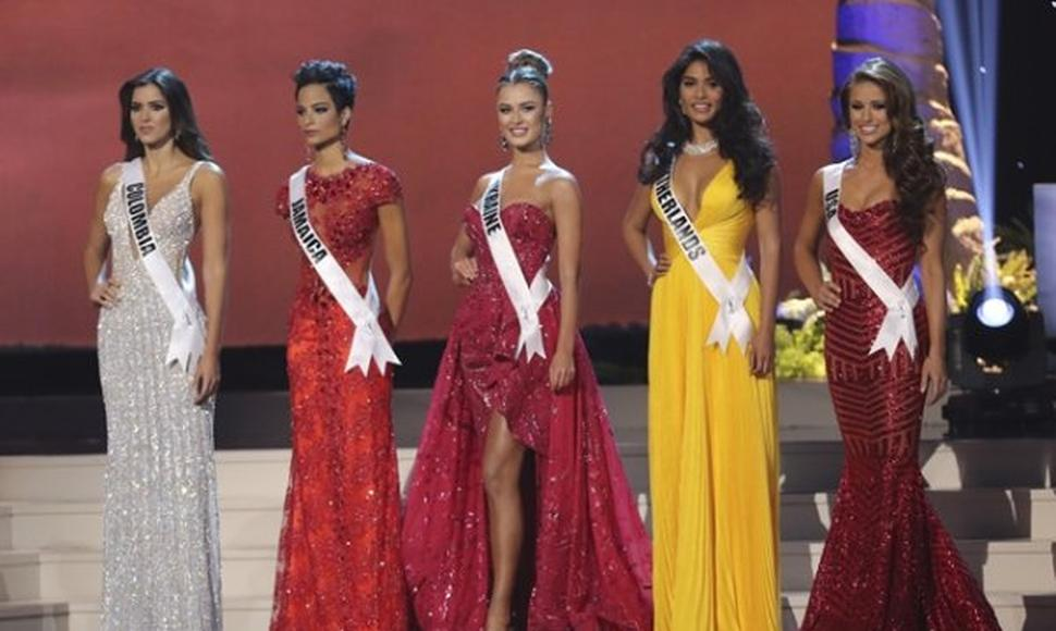 Candidatas a Miss Universo 2015