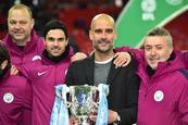 El City doblega al Arsenal y se corona