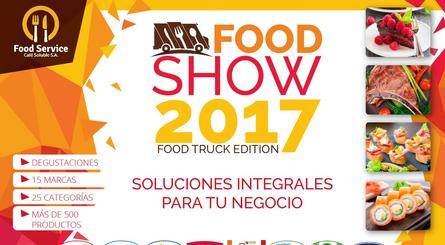 Save the Date - Food Show 2017