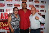 Randy y Mayorga, al ring