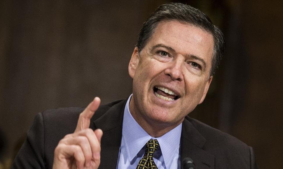 James Comey exdirector del FBI